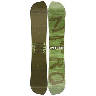 Nitro Fury Snowboard 157
