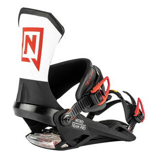 Nitro Team Pro Icon Snowboard Bindings