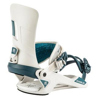 Nitro Rambler Saphire Snowboard Bindings