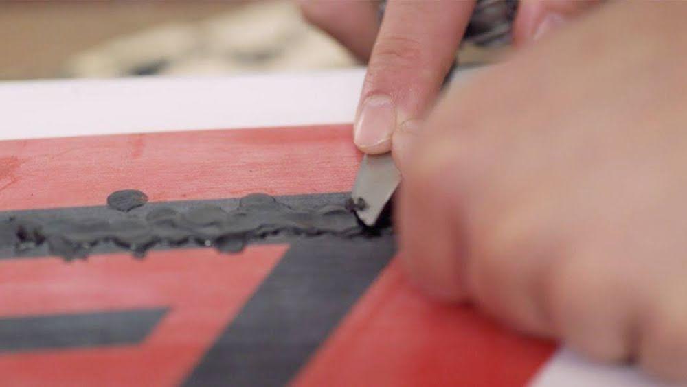 snowboard waxen en slijpen
