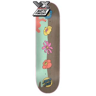 """Santa Cruz Baked VX Blossom Skateboard Deck 8,25"""""""