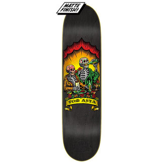 "Santa Cruz Dine With Me Asta Skateboard Deck 8,0"""