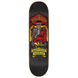 "Santa Cruz Dine With Me Guzman Skateboard Deck 8,28"""