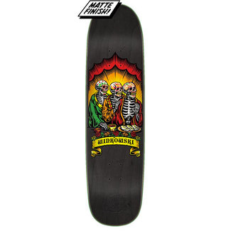 """Santa Cruz Dine With Me Winkowski Skateboard Deck 8,5"""""""