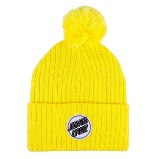 Santa Cruz Dot Beanie Citrus