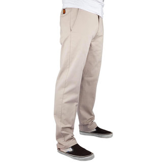 Santa Cruz Dot Broek Oatmeal