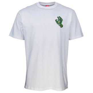 Santa Cruz Kaleido Hand T-Shirt White
