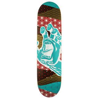 "Santa Cruz Monyo Hand Taper Tip Skateboard Deck 8,25"""