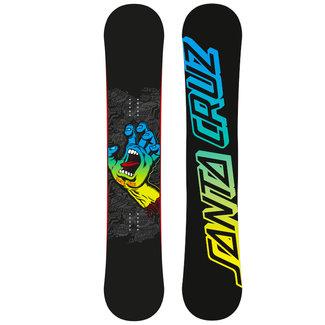 Santa Cruz Progression Hand Snowboard Black