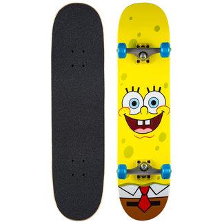 """Santa Cruz SpongeBob Face Complete Skateboard 8,0"""""""