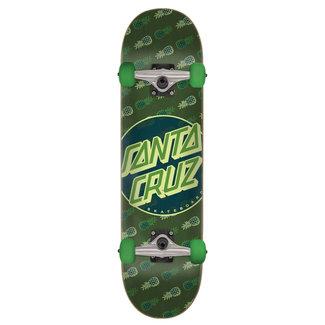 """Santa Cruz Tropic Dot Complete Skateboard 8,0"""""""