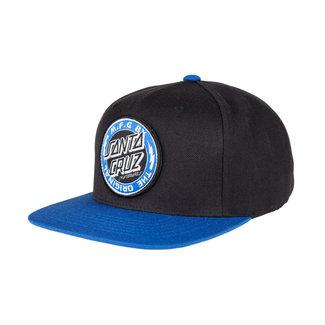 Santa Cruz Voltage Color Cap Black Blue