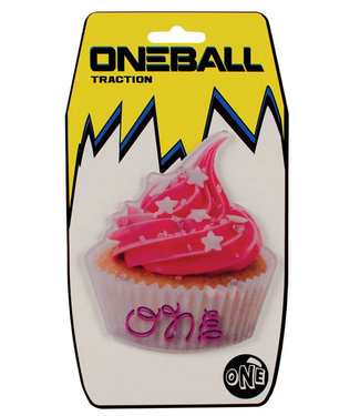 One Ball Cupcake Traction Pad