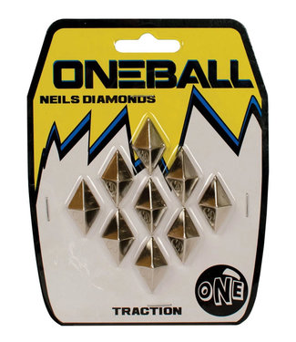 One Ball Neils Diamonds Traction Pad