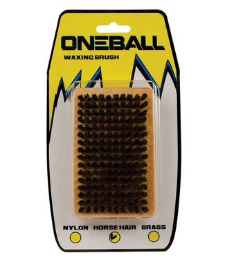 One Ball Horsehair Brush