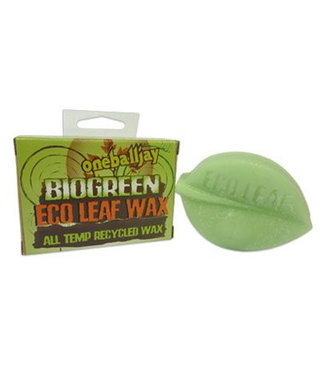 One Ball Biogreen Snowboard Paste Wax 50g