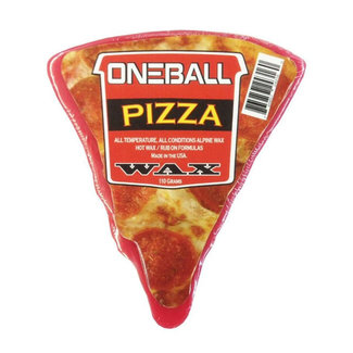 One Ball Pizza All Temp Snowboard Wax 110g
