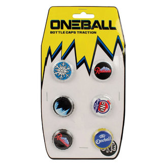 One Ball Bottle Caps Traction Pad