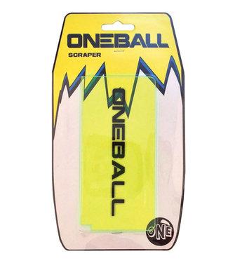 "One Ball One Ball - 6"" Scraper"