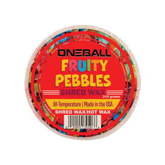 One Ball Fruity Pebbles Shred Wax 210g