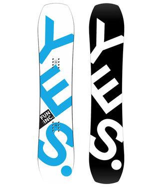 YES. Fun Inc Snowboard