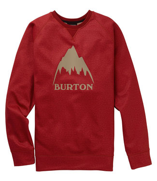 Burton M Crown Bndd Crew Sweater Tandori Heather