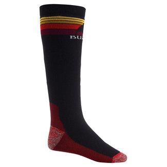 Burton M Emblem Mdwt Sock True Black