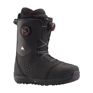 Burton Ion Boa Snowboard Boots Black/Red