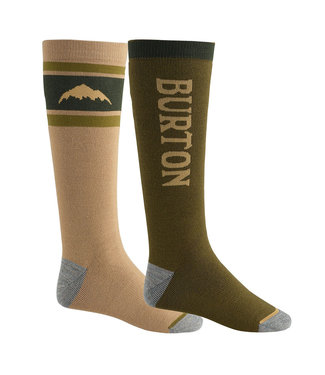 Burton M Weekend Sock Mdwt 2Pk Keef