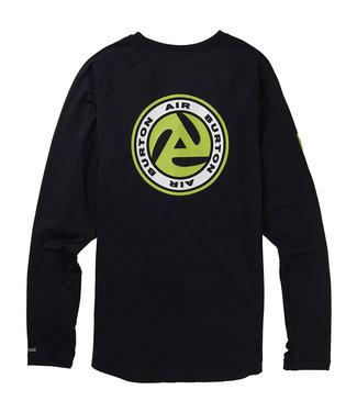 Burton M Roadie Tech T-Shirt True Black
