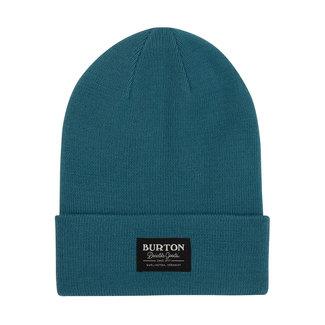 Burton M Beanie Kactsbnch Tall Storm Blue