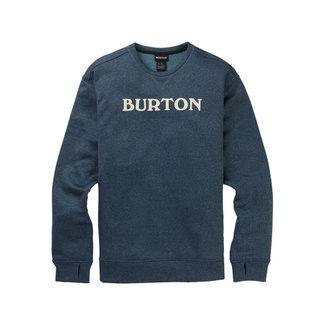 Burton M Oak Crew Dress Blue Heather