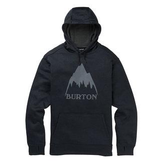 Burton M Oak Hoodie Mtn True Blk Htr