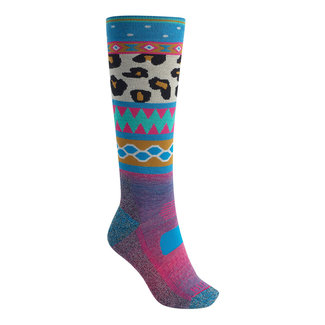 Burton W Performance Mw Sock Wildstyle