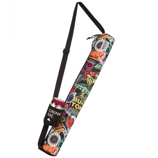 Burton Beeracuda 2L Cooler Bag Stickers Print