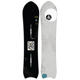Burton Family Tree Bottom Feeder Snowboard 19 150