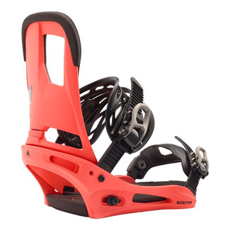 Burton Cartel Re:Flex Snowboard Binding Red