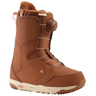 Burton Limelight Boa Snowboard Boots Brown Sugar