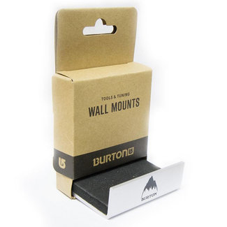 Burton Collector's Edition Board Wall Mounts Silver