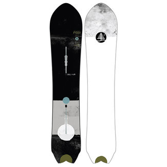 Burton Family Tree Mystery Fish Snowboard 18/19