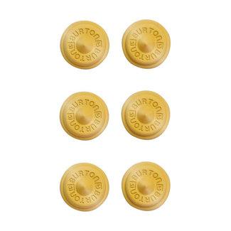 Burton Aluminum Stud Stomp Pad Gold