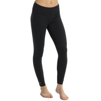 Burton W Baselayer Mdwt Pants True Black