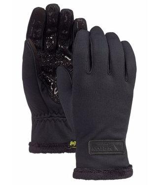 Burton W Sapphire Glove Jet Black