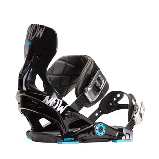 NOW NXGen Snowboard Bindings Black S