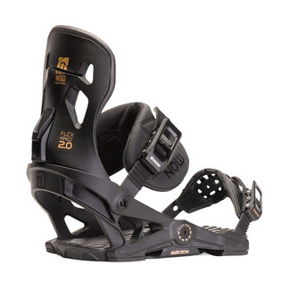 NOW Pilot Snowboard Bindings Black