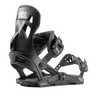 NOW x YES. Snowboard Bindings Black/White
