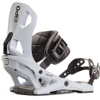 NOW Ipo Snowboard Bindings Grey