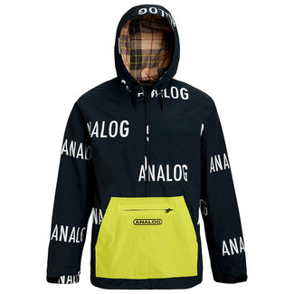 Analog Chainlink Anorak Word Up