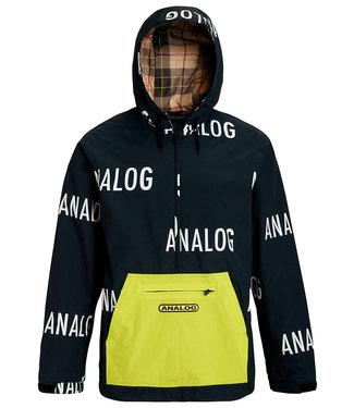 Analog Chainlink Anorak Word Up