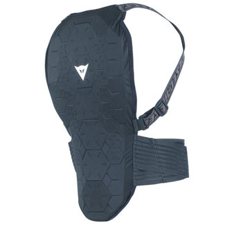 Men Flexagon Back Protector Black